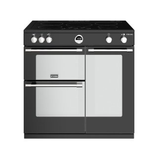 STOVES PSTERS90EIBL PIANO CUISSON STERLING S 90 EI  NOIR
