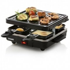 DOMO DO9147G RACLETTE GRILL 4 PARTS