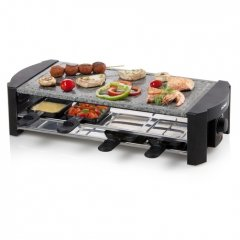 DOMO DO9186G RACLETTE PIERRE RECT