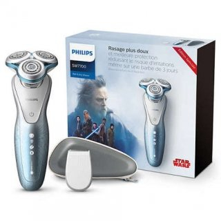 PHILIPS PEM SW7700/67 RASOIR STAR WARS JEDI WET&DRYA UT 60MN CHARGE 1H