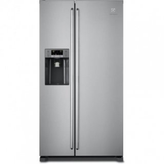 REFRIGERATEUR AMERICAIN SILVER ELECTROLUX EAL6140WOU