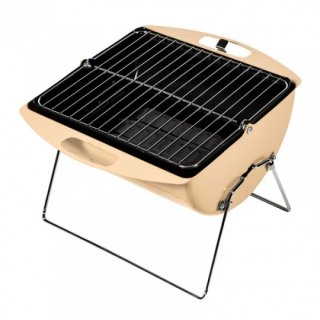 Barbecue à charbon de bois SOMAGIC - ROLL & COOK taupe- 303030002