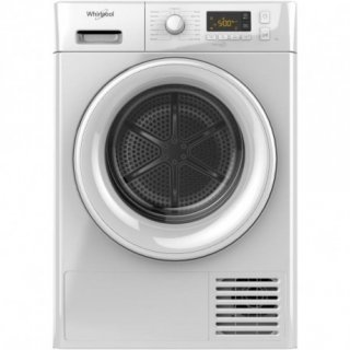 WHIRLPOOL FTCM119XBFR SL FRONT COND 9KG B 6E SENS 65