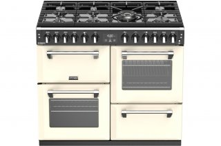 STOVES PRICHDX100DFCH PIANO CUISSON RICHMOND DELUXE 100 DFT CREME