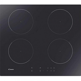 CANDY CI642CTT TABLE 4I 7400W 4BOOSTERS MINUT EUR 9 NVX CUISSON NOIR
