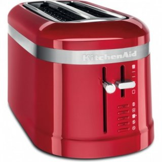 KITCHENAID 5KMT5115EER TOASTER MANUEL TT METAL 4 TRAN CHES ROUGE EMPIRE