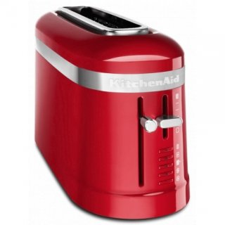 KITCHENAID 5KMT3115EER TOASTER MANUEL TT METAL 2 TRAN CHES ROUGE EMPIRE