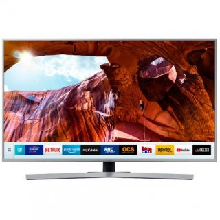 TV SAMSUNG LED 127CM - UE50RU7475  SMART TV BT BIXBY