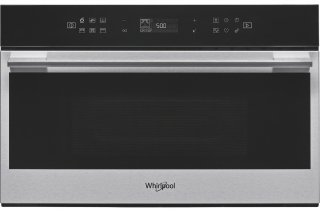 WHIRLPOOL W7MD440 MO ENCASTRABLE INOX ANTI TRACE  GRIL CRISP VAPEUR 31