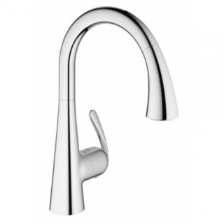 GROHE 32294001    GRO ZEDRA MITIGEUR EVIER DOUCH.EXT