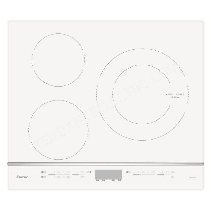 code promo 9ee0f b0550 Table de cuisson induction SAUTER SPI4360W